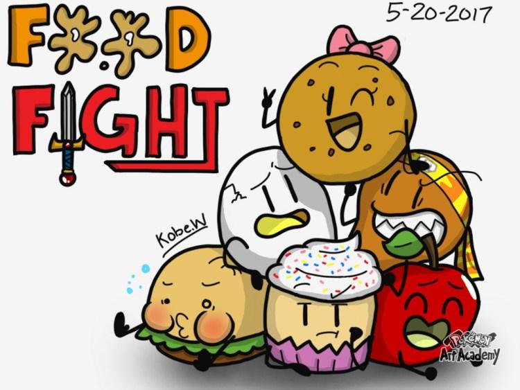 """Food Fight"""