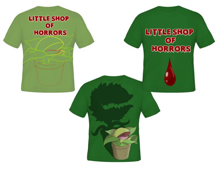 LSoH T-Shirt Desgns