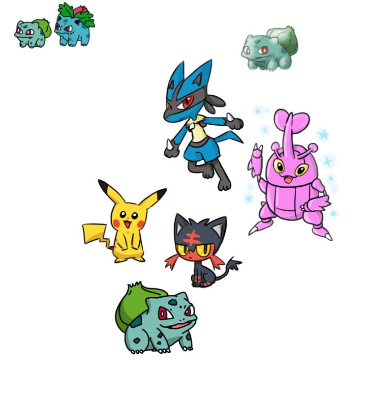 Pokémon: Short for Pocket Monsters