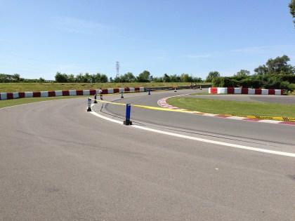 Turn 2, Virage Senna.