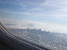 Stopover in Chicago, IL, going to…