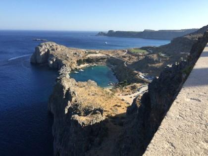 Beautiful view of Agios Pavlos.
