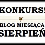 Plebiscyt na blog miesiąca
