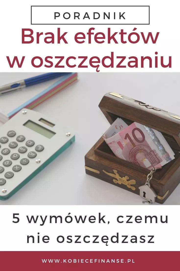 Porażki w oszczędzaniu. Jakie błędy przyczyniają się do tego, że nie widać efektów w oszczędzaniu pieniędzy? #oszczędzanie #pieniądze #racjonalneoszczędzanie #poradnik #porady #felieton #blog #kobiecefinanse #ciekawe #panidomu #domowefinanse #rodzinnefinanse