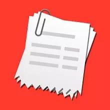 ToCoMoje - aplikacja przechowująca paragony