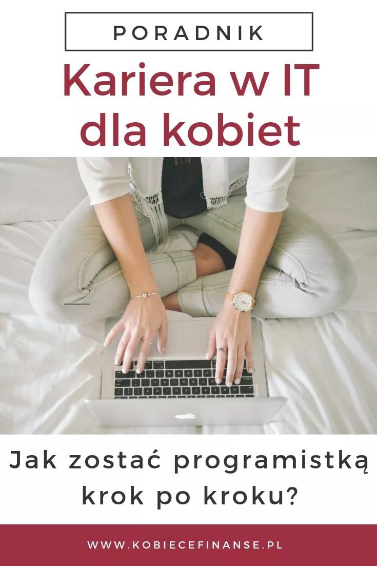 Jak zostać programistką? Jak zostać testerką? Jak w ogóle krok po kroku zmienić branżę - i czy programowanie dla kobiet to dobra inwestycja? Przekonaj się sama :-) #kobieta #kobietawit #girlsintech #girlsinit #kariera #programowanie #praca #kurs #kursprogramowania #career #womeninit #programistka #jobsearch #jobadvice #poradnik