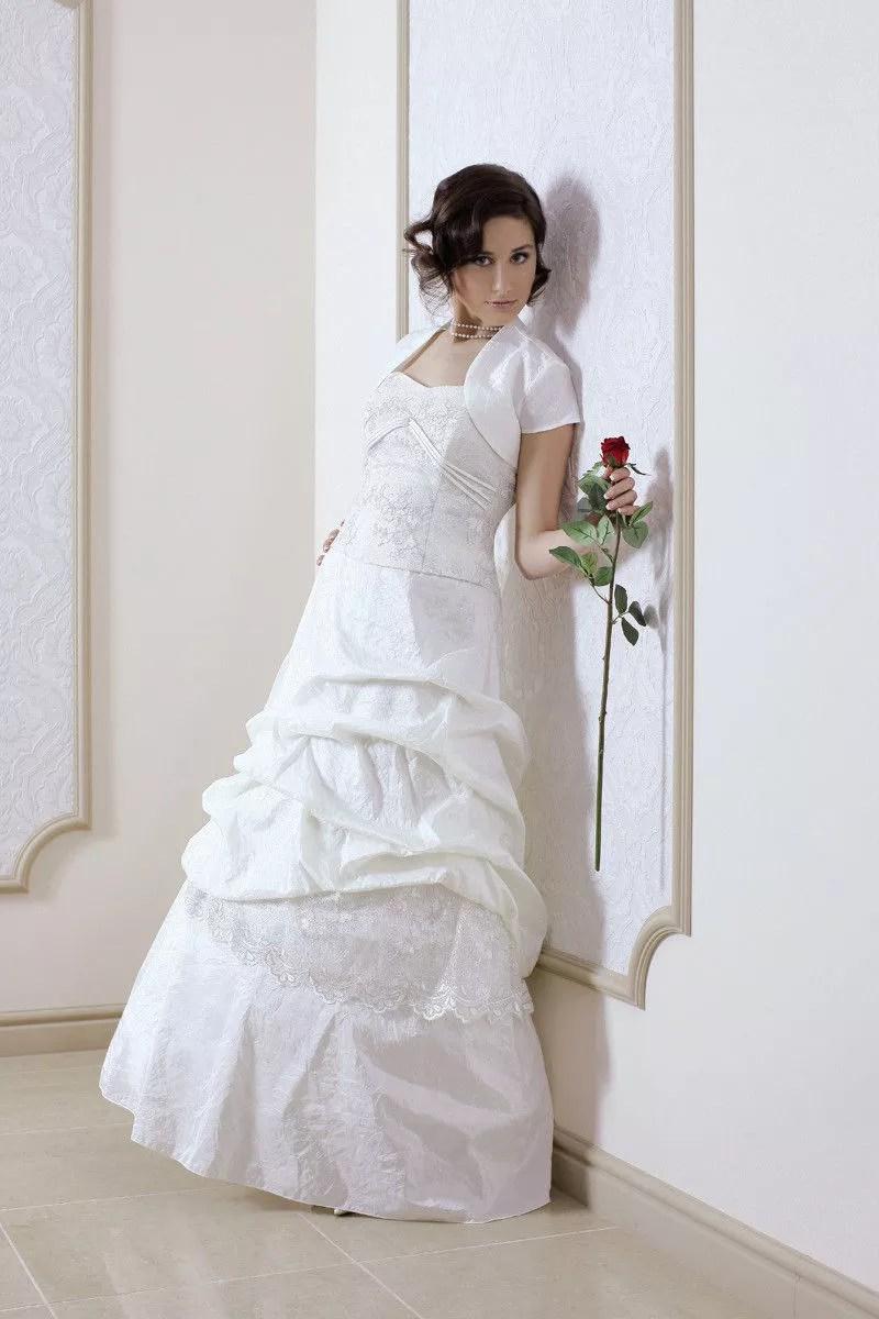 Suknia Fokus Fashiob FSU036 EKRI
