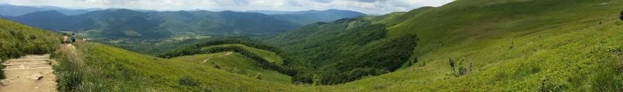 Urlop w górach - koszty wakacji w Bieszczadach