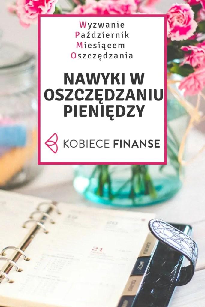 Wyrobienie sobie pewnych nawyków w oszczędzaniu pieniędzy jest często kluczem do sukcesu. Nawet, jeśli nawyk ten miałby być mały. Piętrzenie mini-nawyków to bardzo dobra strategia w budowaniu stabilności finansowej. Zajrzyj na blog Kobiece Finanse i poznaj metody, które sprawią, że oszczędzanie wejdzie Ci w krew ;-) WYzwanie Październik Miesiącem Oszczędzania nabiera impetu! #nawyk #nawyki #nawykiwoszczędzaniu #oszczędzaniepieniędzy #pmo #wyzwaniepmo #stabilnośćfinansowa