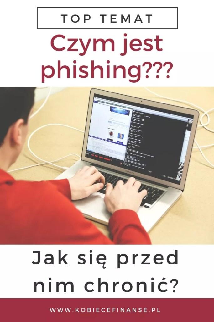 Czym jest phishing?