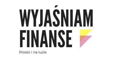 Logo bloga Wyjaśniam Finanse - kobiece blogi finansowe