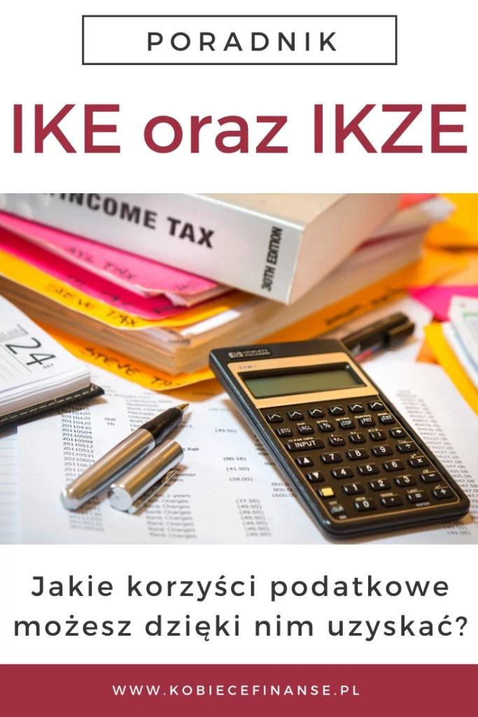 IKZE ulga podatkowa - jakie korzyści podatkowe można uzyskać dzięki IKZE?