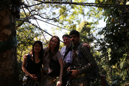 Doi Tung Tree Top Walk, fot. Motaz (c)