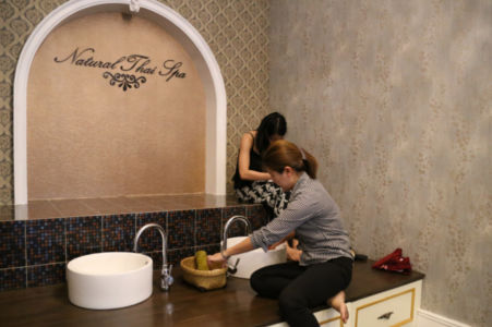 Natural Thai Spa in Chiang Rai, fot. Dorota KK (c)