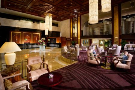 Hotel InterContinental Grand Stanford Hong Kong