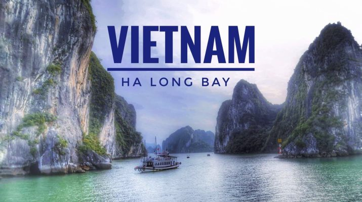 ATF 2019 Vietnam, Ha Long Bay