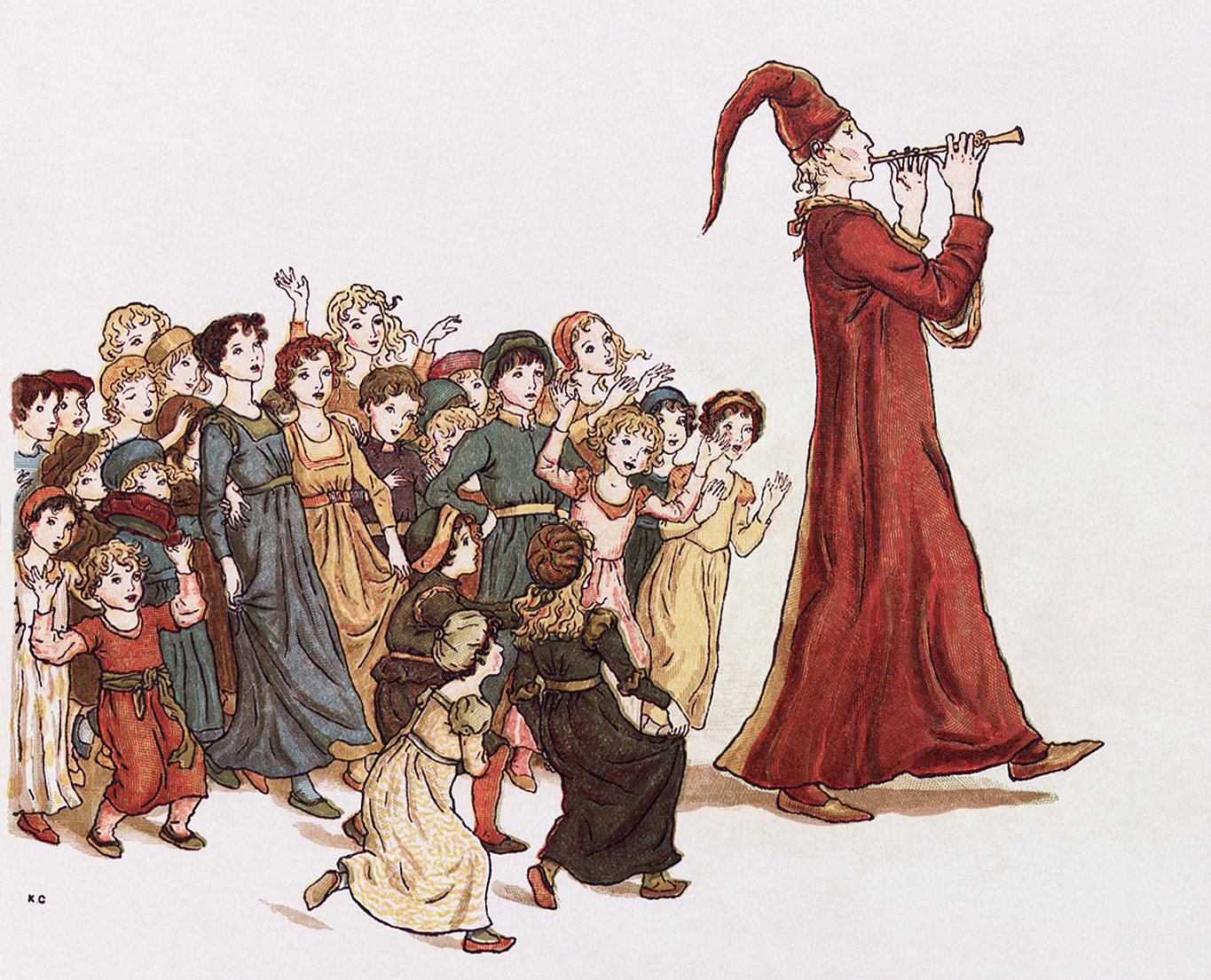 big business kills pied pipers