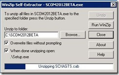 SCOM 2012 Beta installation–Step by Step guide (3/6)