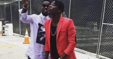 Stonebwoy Message To Sarkodie About His Critics