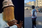 See The Full Picture Of Anas Aremeyaw As He Warns Corrupt Politicians Ahead Of 2021 Exposé - Watch N Read