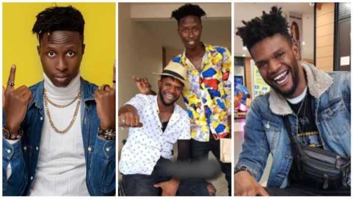 Ogidi Brown Goes Wild To Sack Cryme Officer From His Label - Watch Video