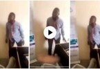 "Government Worker Who Threatens Suicide"" Over Unpaid Salaries Trends - Video Below"