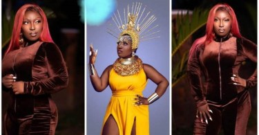 Eno Barony Touch The Heart Of Men With Agbadza Dance Moves - Video Below