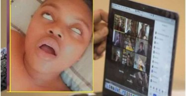 Lady Student Seen On Camera Making Love With Boyfriend During Zoom Class - Video