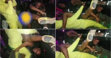 Mama Of Slays Seen Red Handed Pick Pocketing A Guy She Was Dancing With In A Club With - Video