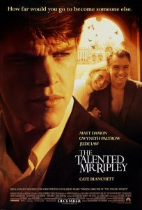 Talented Mr Ripley-Flixwatcher Podcast - Image 01