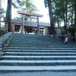 【伊勢神宮】早朝のおはらい町で食べ歩き 赤福とお団子とコロッケ