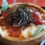 【すし久】伊勢神宮で食べたいおすすめ料理!名物てこね寿司 2015.12.28(Mon)