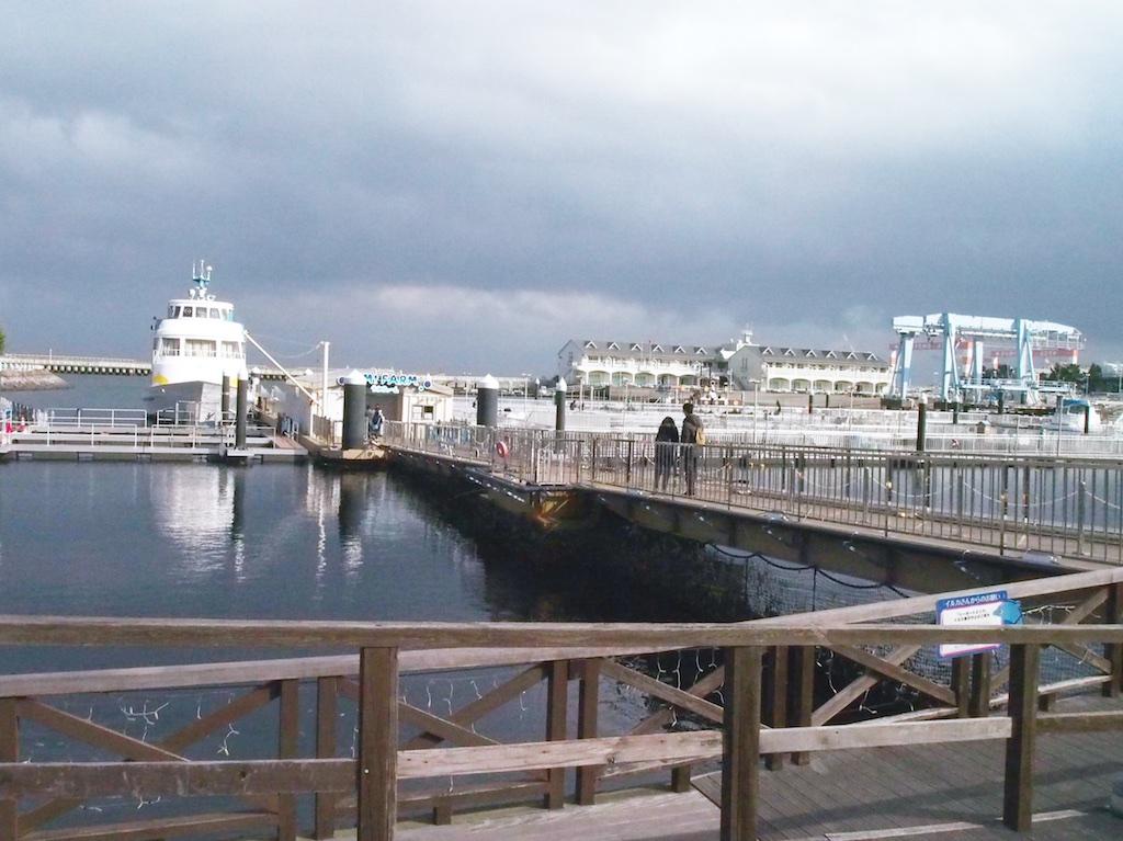 Hakkeijima SeaParadise