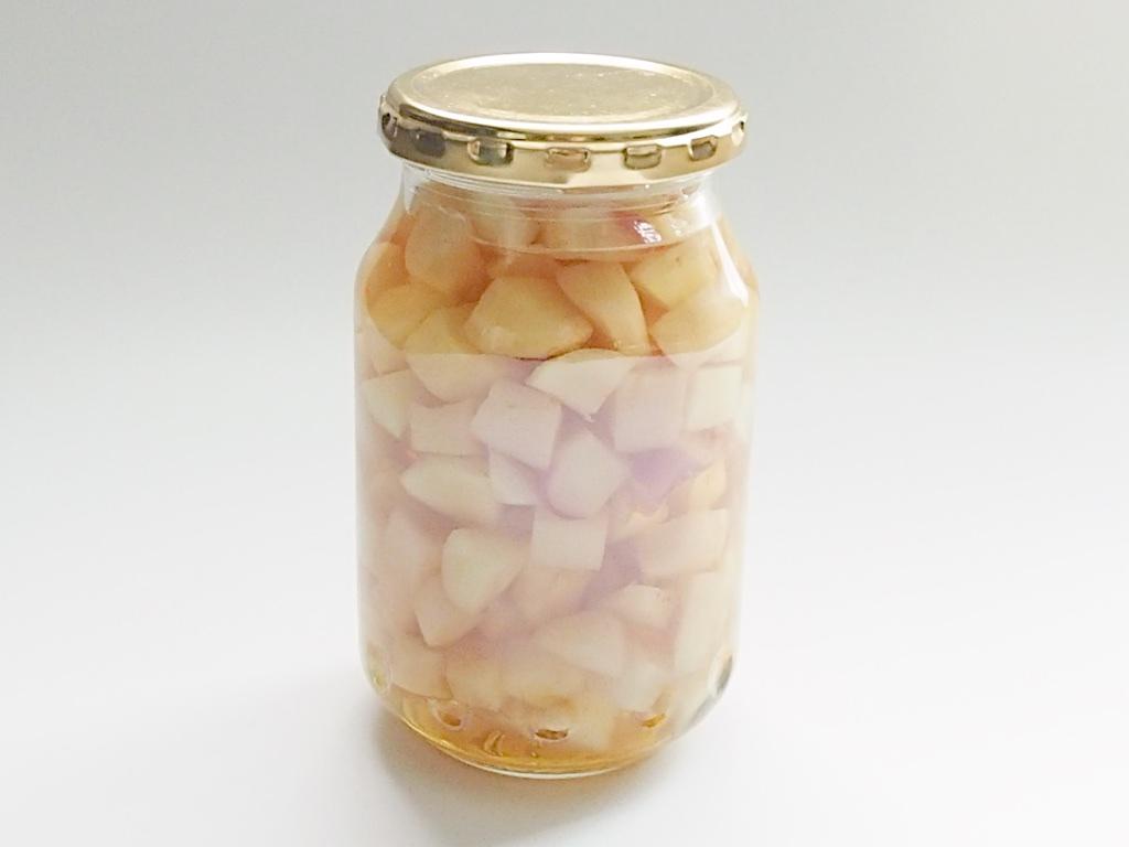 Fresh Ginger Pickles