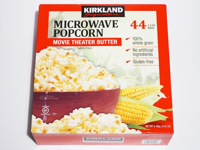 Costco Popcorn