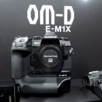 いよいよ発売!OLYMPUS OM-D E-M1X を見てきました 2019/2/16