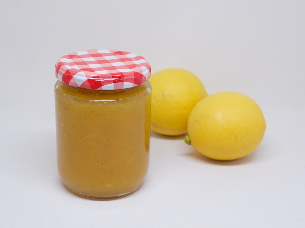 レモンカード レシピ