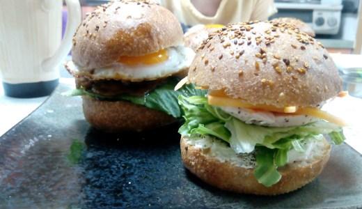 バンズを手作りしよう!酵母で作るハンバーガーレシピ!