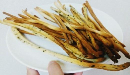 自家製天然酵母でグリッシーニのレシピ!おつまみに最適♪