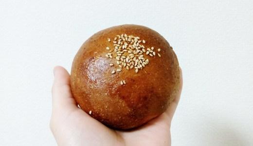 ふすまあんぱんのレシピと包む系丸パンをきれいに丸くする方法