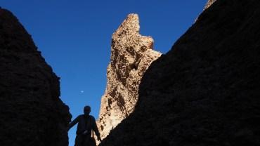 Im Sesriem Canyon, Namibia