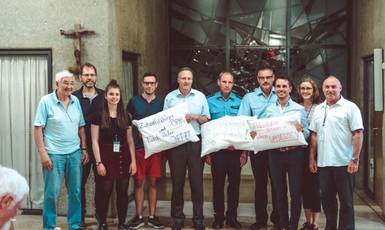 Pfaffendorfer Brücke: Gesperrte Fahrspur für Radfahrer zugänglich machen
