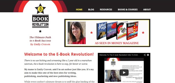 E-book Revolution New Blog