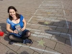 Joanna Penn Walk of Fame