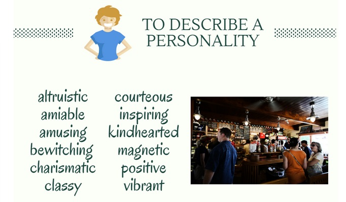word power words to use instead of good a personality kobo