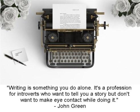 """Old Typewriter on a Desktop"" Image Designed by Freepik"