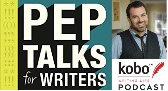 Kobo Writing Life Podcast – Episode 096 – Pep Talks from NaNoWriMo's Grant Faulkner