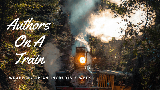 Authors On A Train Part II
