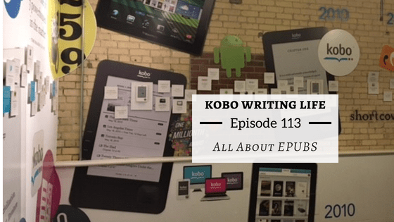 KWL EP 113 – All About EPUBs with Simon Collinson and Ben Dugas from Kobo