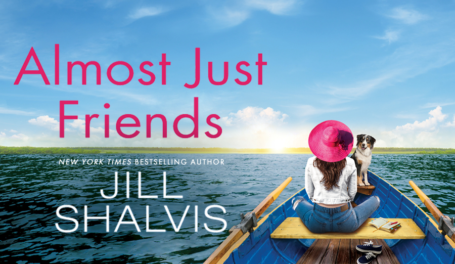 "Jill Shalvis, author of Almost Just Friends: ""The call that changed my life"""